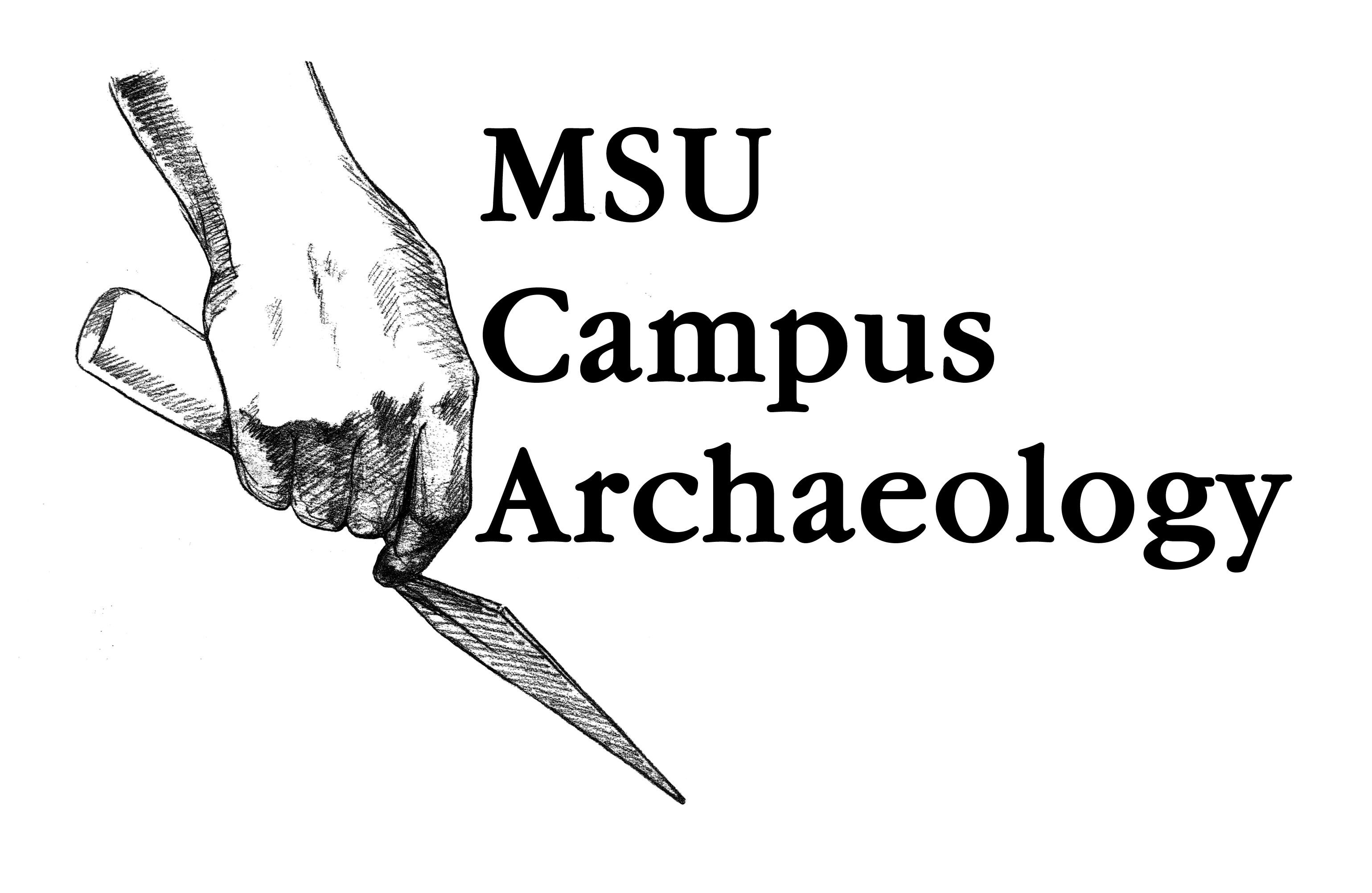 Campus Archaeology Program logo